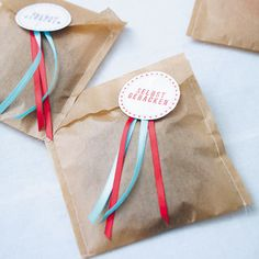 Geschenkverpackungen selber machen - cookie-kuvert2  Rezept