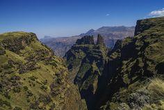 Semien-Gebirge, Äthiopien