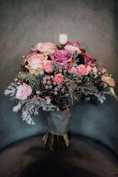Brautstrauß von Silk & Magnolia