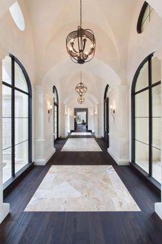Dream House Interior, Dream Home Design, My Dream Home, House Design, Floor Design, Mansion Interior, Room Interior, Interior Livingroom, Interior Paint