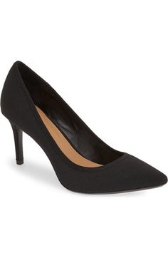 Calvin Klein 'Gayle' Pointy Toe Pump (Women) available at #Nordstrom