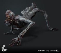 This is Awesome! Monster Concept Art, Alien Concept Art, Creature Concept Art, Monster Art, Creature Design, Arte Horror, Horror Art, Dark Fantasy Art, Dark Art