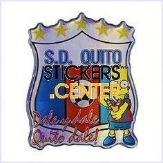 Deportivo Quito de Ecuador #stickers