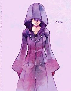 Xion Kingdom Hearts
