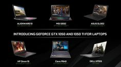 Nvidia Announces GeForce GTX 1050 and 1050 Ti Laptops  In the build up to CES 2017 Nvidia has revealed its GeForce GTX 1050 and GTX 1050 Ti graphics cards are making their way into gaming laptops.  Boasting the same gaming experience as the original desktop models the laptop-based cards will pack all the features associated with its Pascal-based desktop brethren: GPU overclocking DirectX 12 Ansel screenshots G-Sync and the Nvidia GeForce Experience.  GTX 1050 and 1050 Ti-powered laptops…