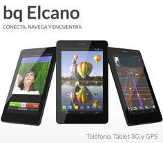 BQ ElCano: Tablet + Smartphone