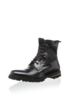 Kenneth Cole New York Men s Only Proper Lace-Up Boot (Black) 104cefbdab9e