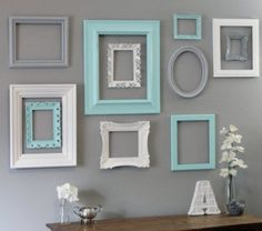 """Custom Frame Designs on Twitter: """"Feel the creative flow of this amazing gallery wall. Keep things bright, light and unique in your home!  https://t.co/pJLA6zp6mO #tips #diy https://t.co/Y0yP9X9aB8"""""""