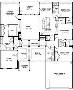 My dream master suite. Floor Plan- #Sarah