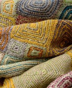 Sophie Digard / echape wool op (3451-MR/HBS)