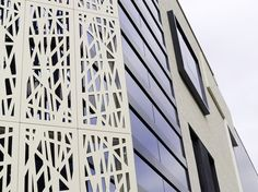 Gallery of Perforated Facade Panel - 3