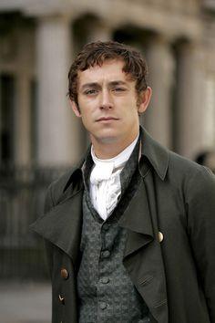 Sir James Hawkston character inspiration. JJ Fields