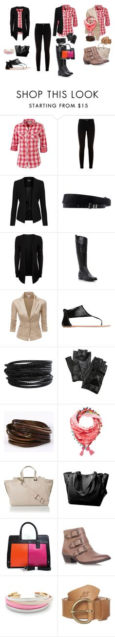 """""""casual capsule var 1"""" by bogardi-agnes ❤ liked on Polyvore featuring Fat Face, Monsoon, Topshop, Tru Trussardi, Dune, Doublju, Wet Seal, Pieces, Carolina Amato and Mary Portas"""