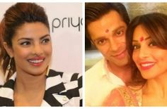 """The cat is out of the bag! Bipasha Basu will be tying the knot with her """"Alone"""" co-star Karan Singh Grover soon, if her colleague Priyanka Chopra's latest tweet is to be believed. Actress Priyanka Chopra has took to Twitter to wish all the happiness for the couple, who have so far not confirmed any of the rumours which have...  Read More"""