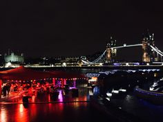 Festival Lights, Outdoor Events, Popup, Tower Bridge, Marina Bay Sands, Lighting Design, Design Art, London, Building
