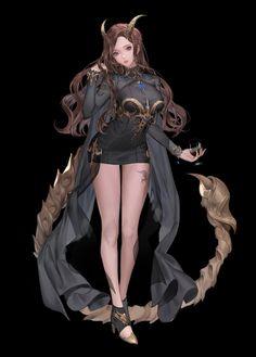 Chica Fantasy, Anime Fantasy, Fantasy Girl, Dark Fantasy, Special Characters, Fantasy Characters, Female Characters, Anime Characters, Female Character Design