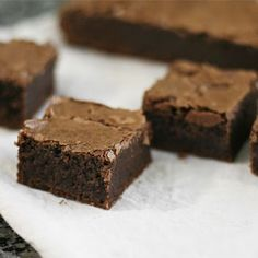 Brownies from Bisquick @keyingredient #brownies #chocolate