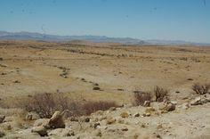 Deserts are fragile ecosystems ... Ørken-sikkerhet