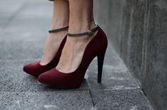 Zapatos / zapatos de tacón : Zara