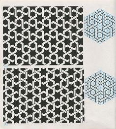 Pattern in Islamic Art Geometric Patterns, Geometric Shapes, Simple Geometric Pattern, Patterns In Nature, Textures Patterns, Print Patterns, Nature Pattern, Pattern Drawing, Pattern Art