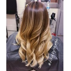 Wanted To Post A Balayage Ombre Styled Straight Instead