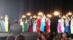 Em concurso, vice não aceita derrota e arranca coroa de Miss Amazonas +http://brml.co/1Dh9uZj