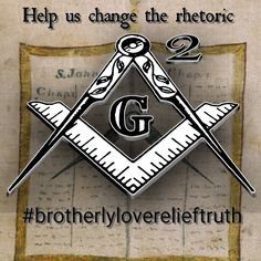 Brethren, the online rhetoric about Freemasonry has for a time now, been very negative. We have a plan that if executed correctly can help change that! There are roughly 6 million Masons worldwide and if we all posted just one positive thing about Freemasonry we could help pull the search rankings from those that have slandered our Craft. So we ask you to reflect on your cable tow and consider posting 1 positive thing about Freemasonry! Use #brotherlyloverelieftruth Freemason Symbol, Dave Mason, Eastern Star, Brotherly Love, Freemasonry, Masons, Cable, Knowledge, Positivity