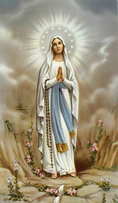 Great Looking Photos Ideas You Might Use Blessed Mother Mary, Divine Mother, Blessed Virgin Mary, Catholic Prayers, Catholic Art, Catholic Saints, Mother Mary Images, Images Of Mary, Jesus Photo