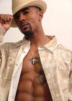 Hi Christian Keyes! Gorgeous Black Men, Handsome Black Men, Beautiful Men, Christian Keyes, Dark Man, Chocolate Men, Haute Chocolate, Hottest Male Celebrities, Black Celebrities