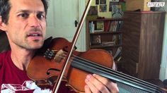 How To Play Back-up Chords on The Fiddle - Lesson 1