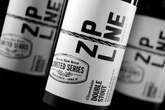 Zipline Double Chocolate Stout!! Zipline Brewing Company