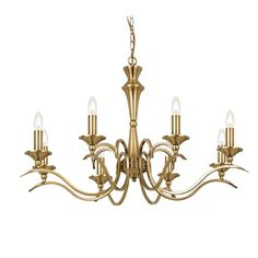 You'll love the Kora 8 Light Candle Chandelier at Wayfair.co.uk - Great Deals on all Lighting products with Free Shipping on most stuff, even the big stuff.