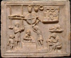 Blacksmith workshop. 1st Century AD. Museo Archeologico Nazionale, Naples, Inv. nº 6575.