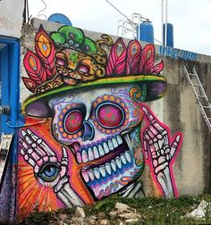 by XW Ink in Tulum, Mexico (LP)