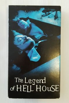 The Legend of Hell House (VHS, 1989) in DVDs & Movies, VHS Tapes | eBay