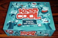 [Just played] Keep Cool - Jedisjeux : le site communautaire des jeux de société