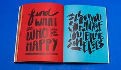 Jessica Walsh and Tim Goodman release 40 Days of Dating book Typography Letters, Hand Lettering, 40 Days Of Dating, Timothy Goodman, Sagmeister And Walsh, Dating Book, Pop Box, Its Nice That, Publication Design