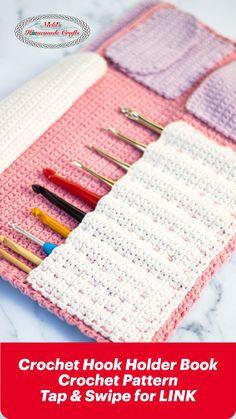 Crochet Motif, Crochet Crafts, Crochet Dolls, Crochet Yarn, Free Crochet, Knitting Patterns, Crochet Patterns, Crochet Storage, Crochet Handbags