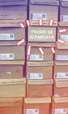 PROMO ❗❗❗ ❤ #lojaamei #promo #alpargatas #caixas #amamos #calçado