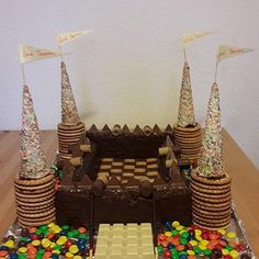 Gingerbread, Birthday Cake, Desserts, Food, Cooking, Tailgate Desserts, Deserts, Ginger Beard, Essen