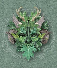 green men - Bing Images