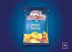 rediseño packaging para snacks de San Juan, Argentina