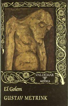El Golem, Editorial Valdemar - Gótica