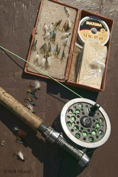 Fly Fishing gear