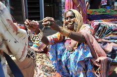 Алена Ларина: фотоальбом Индия