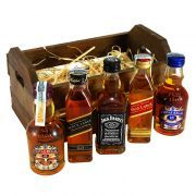 Kit Whisky & Bourbon (miniaturas)