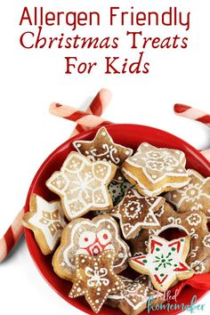 Do you put together stockings and goodie bags for kids every Christmas? Want to be sure you fill them with safe, yet tasty treats? Here are some ideas for soy free allergen-friendly Christmas treats. Christmas Cocktails, Christmas Appetizers, Christmas Desserts, Christmas Baking, Christmas Treats, All Things Christmas, Merry Christmas, Childrens Christmas, Christmas Activities