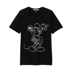 UNIQLO UU Disney GRAPHIC SHORT SLEEVE T SHIRT