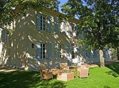 La Bastide à la Fontaine Département : Vaucluse (84)  Nombre de couchages : 13  Nombre de chambres : 6