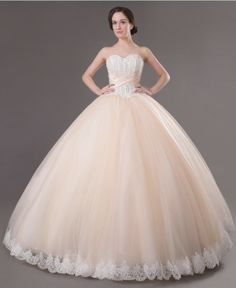 Huge Ball Gown Wedding Dresses   Buy cheap Lace Decorate Huge Ball Gown Wedding Dresses